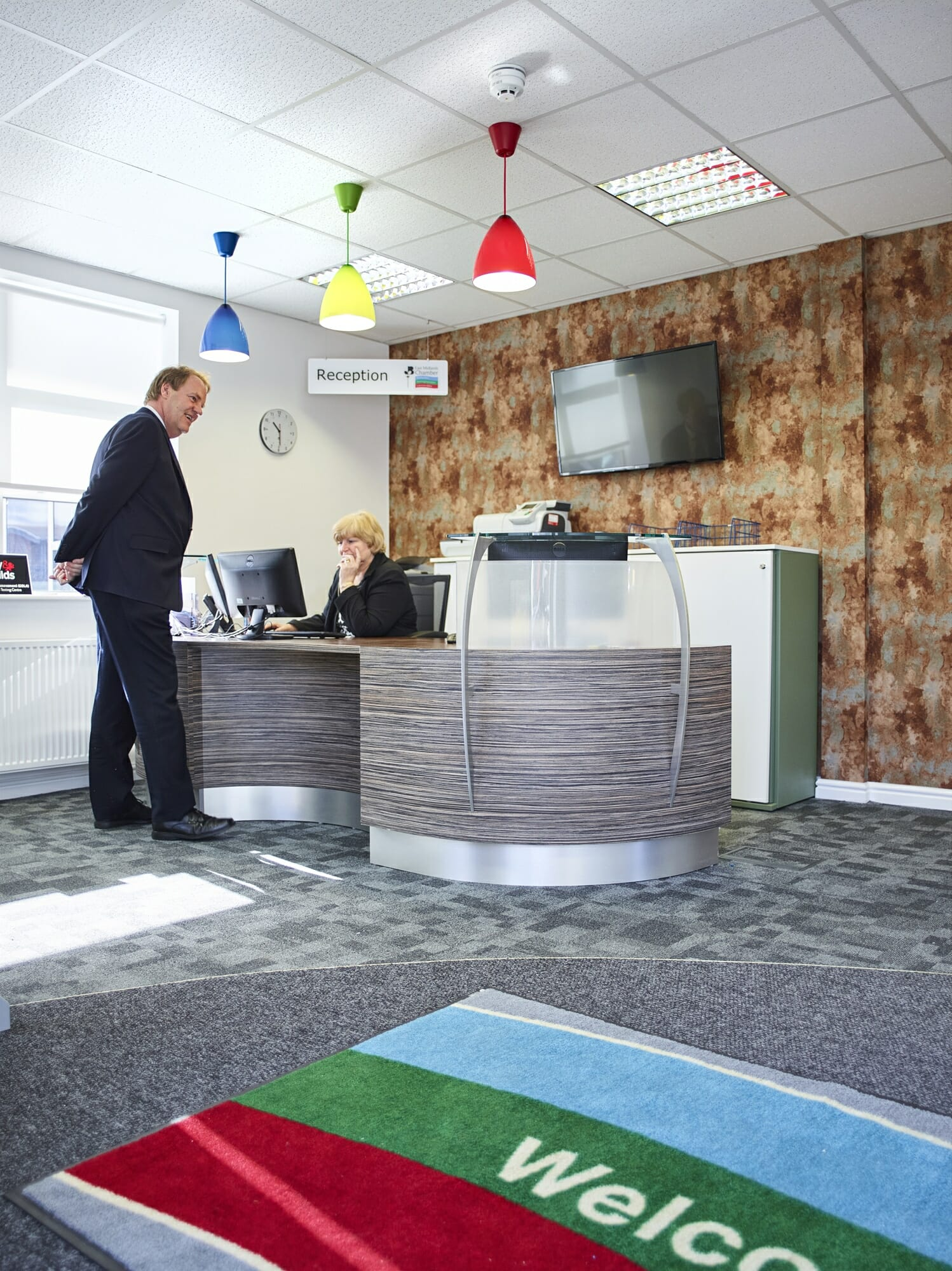 East Midlands Chamber of Commerce Office Design | Case Study