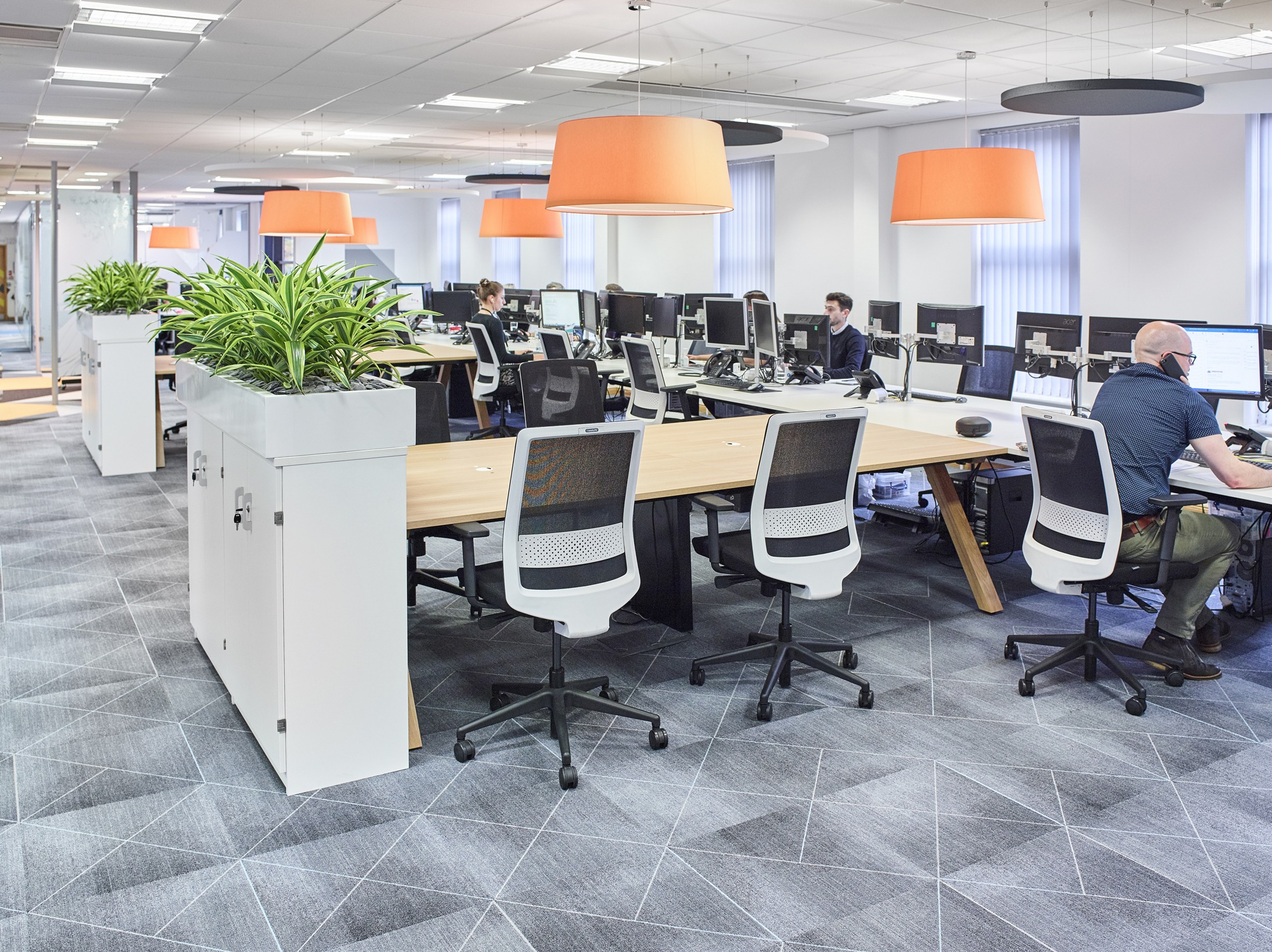 Rg P Architects Office Design And Fit Out Case Study