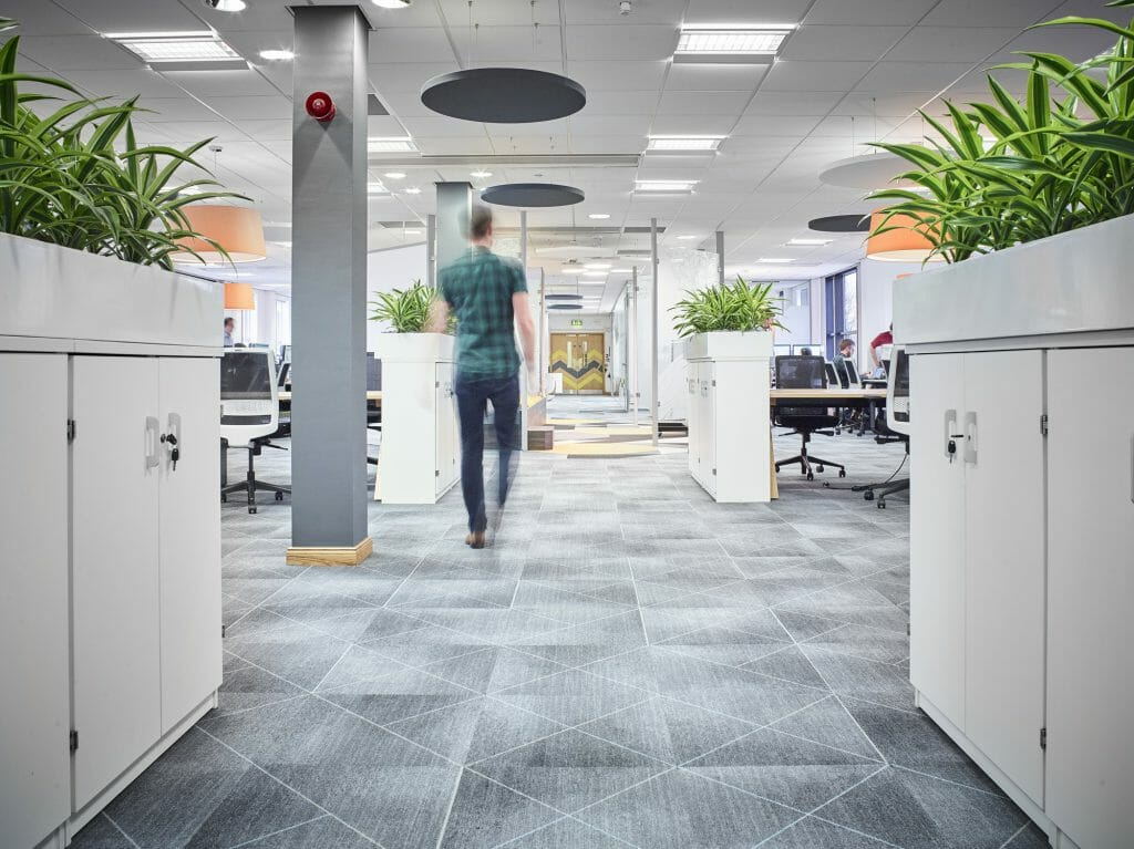 Our Expert Team Of Interior Designers, Project Managers And Subcontractors  Will Ensure Your One Of A Kind Office Refurbishment Project Is Complete On  Time ...